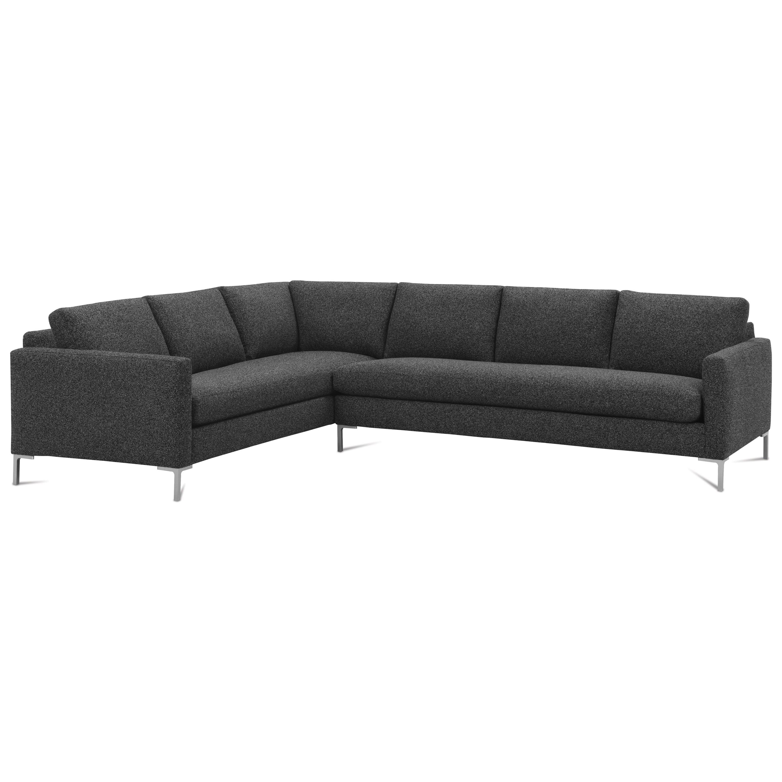 Beau Rowe Modern MixSectional Sofa ...