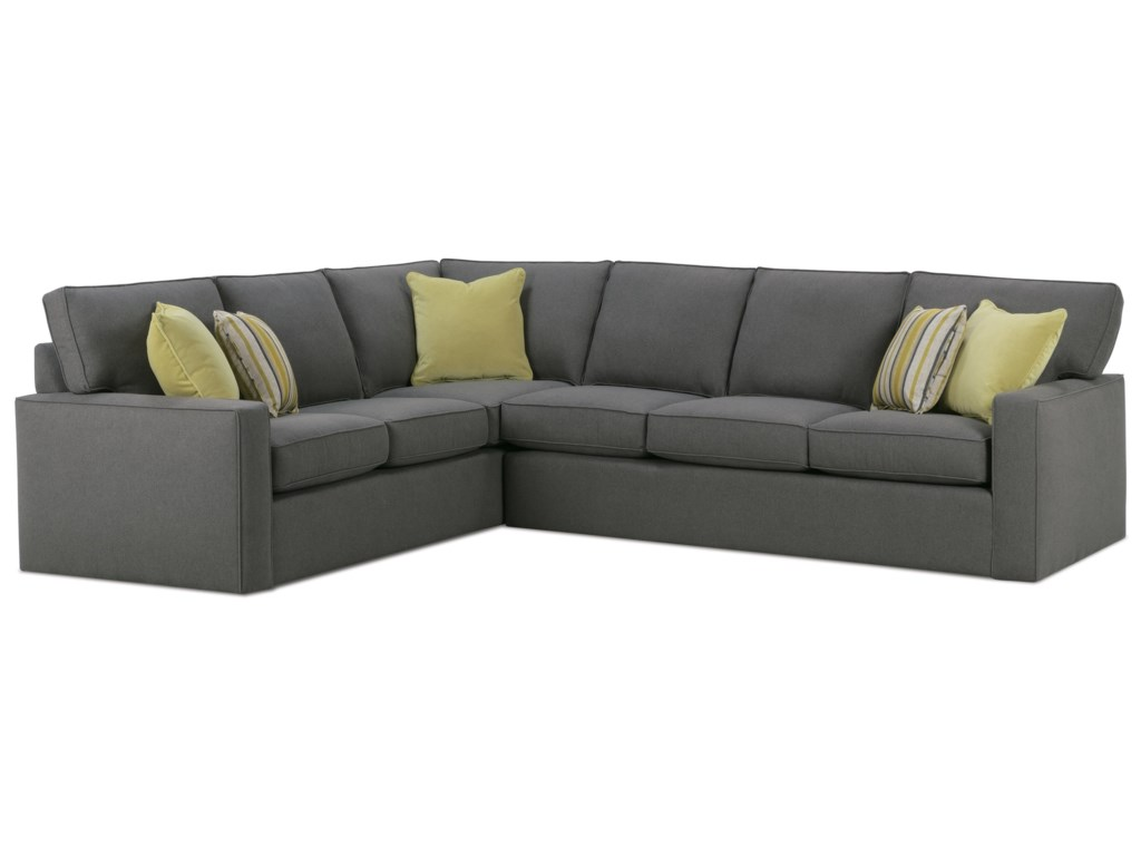 Rowe MonacoSectional Sofa