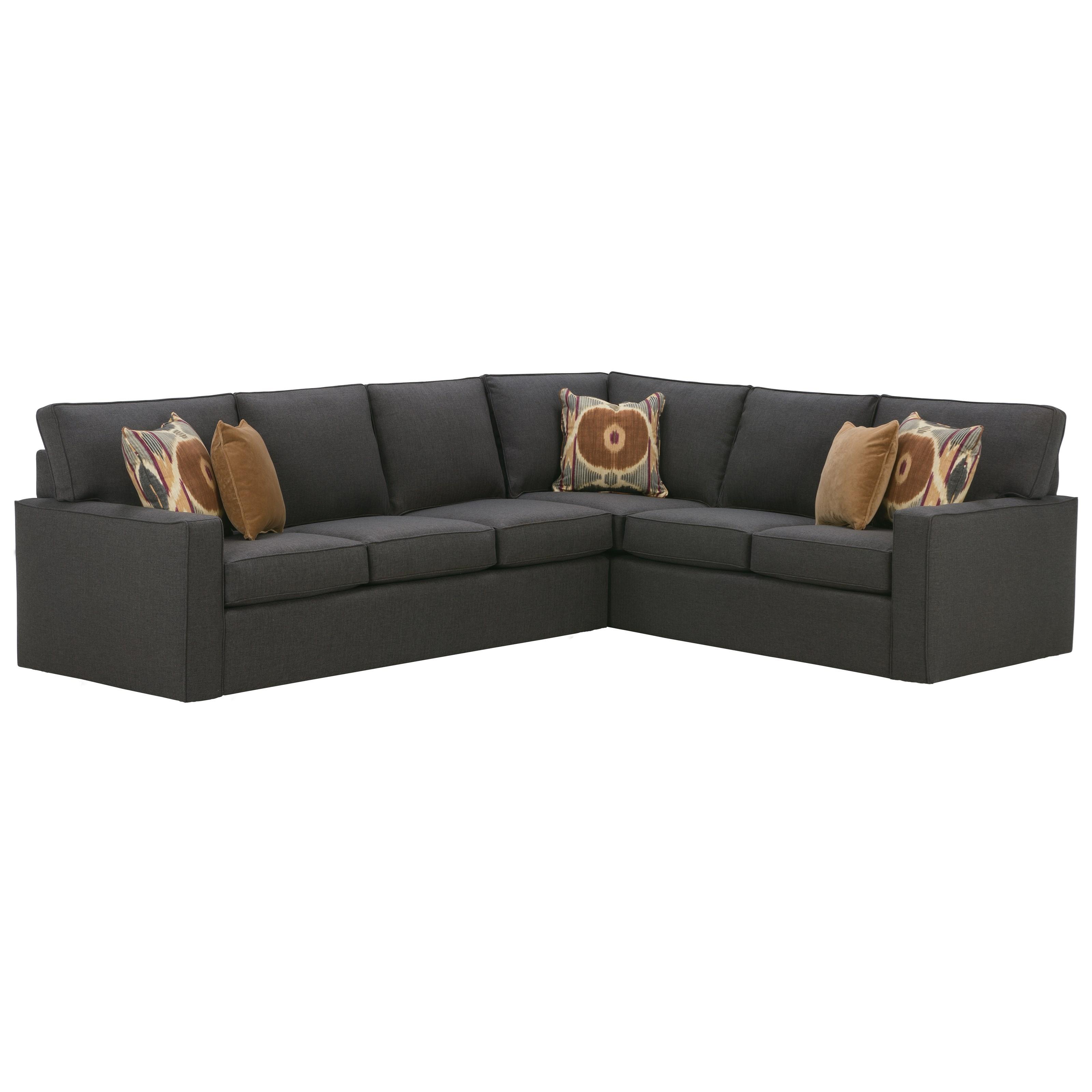 Rowe MonacoSectional Sofa ...