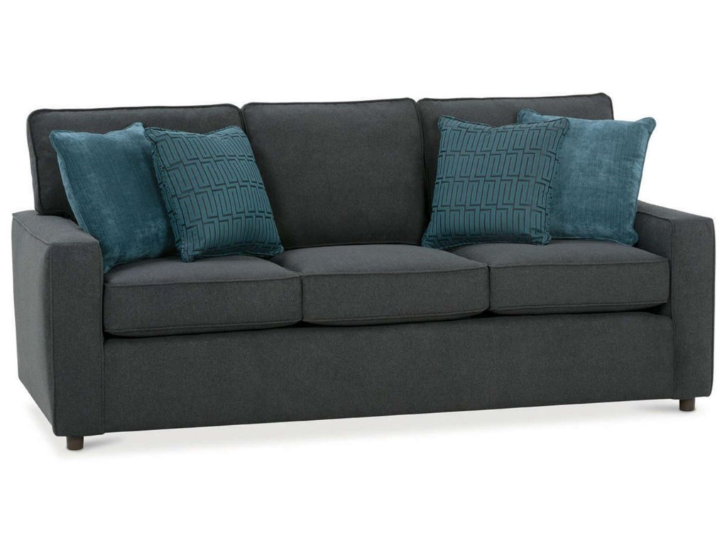 Rowe MonacoTransitional Sofa Sleeper