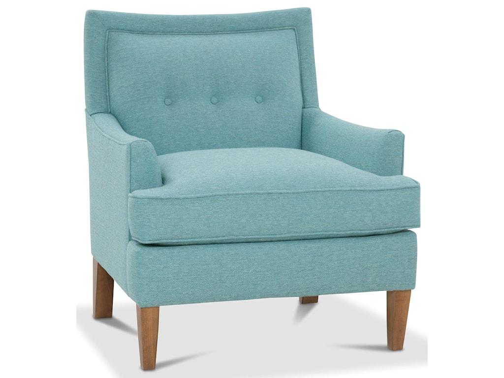 Rowe Monroe Low Back Chair