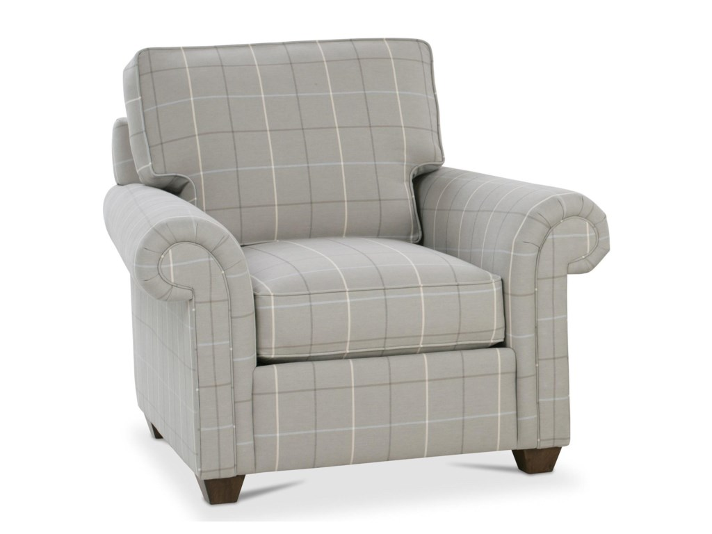 Rowe MorganTraditional Chair