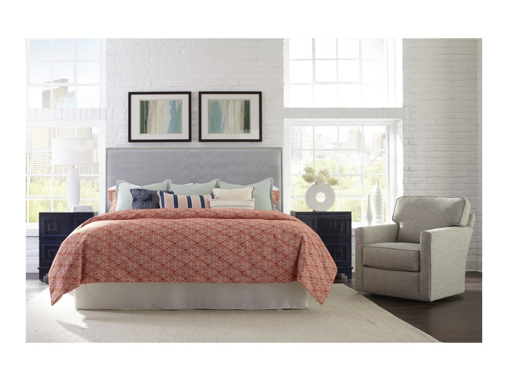 Rowe My Style - BedsIrving Park 54'' King Queen Bed