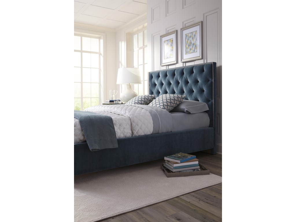 Rowe My Style - BedsHamilton 54'' King Bed Complete