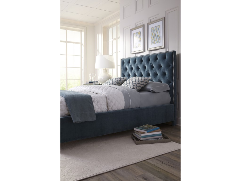 Rowe My Style - BedsHamilton 54'' Queen Bed Complete