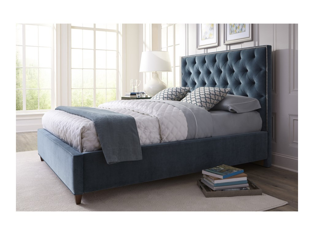 Rowe My Style - BedsHamilton 60'' King Bed Complete