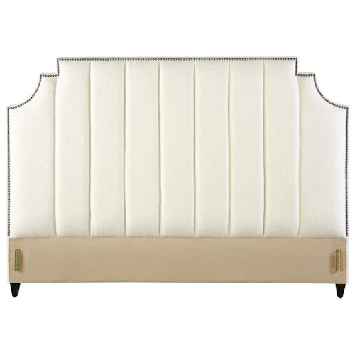 Rowe My Style - Beds Lindley 60'' King Headboard