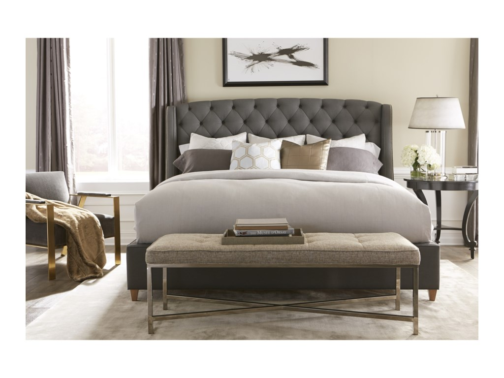 Rowe My Style - BedsKirkwood 54'' Queen Bed Complete