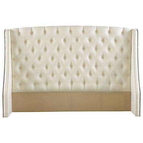 Rowe My Style - Beds Kirkwood 60'' King Headboard with Tufting