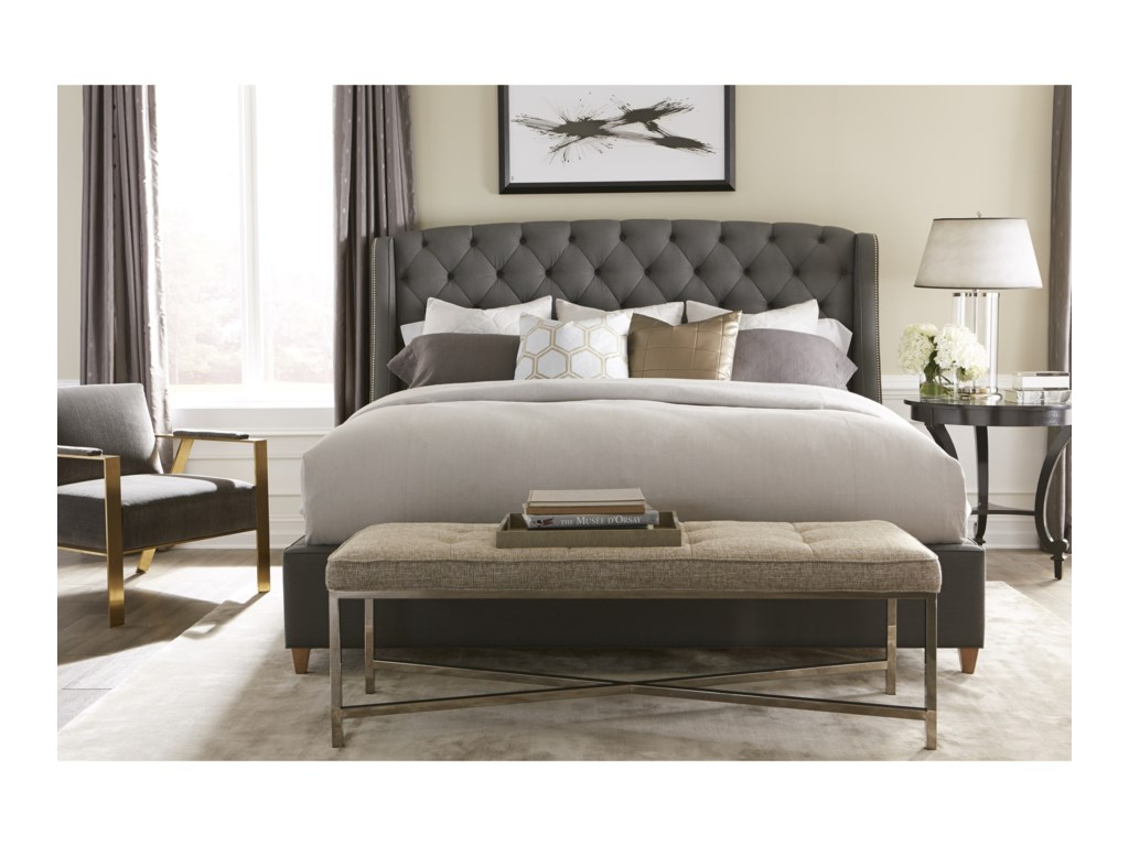 Rowe My Style - BedsKirkwood 60'' Queen Bed Complete