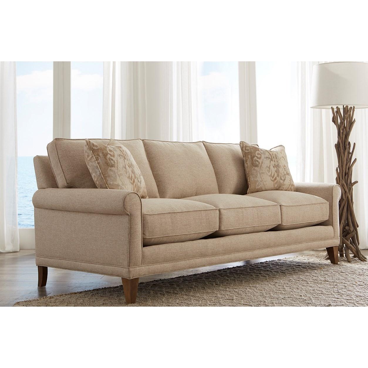 Rowe My Style IICustomizable Sofa Sleeper ...