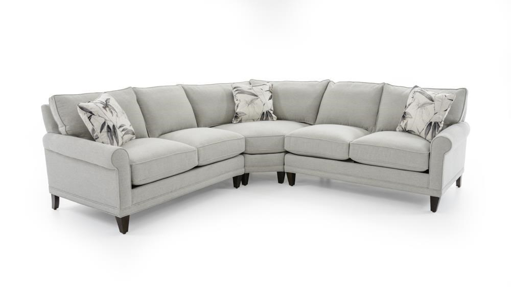 Rowe My Style IICustomizable Sectional Sofa ...