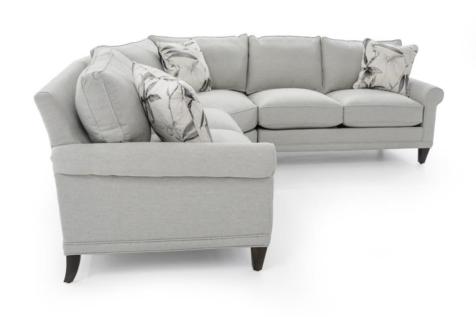 Rowe My Style IICustomizable Sectional Sofa