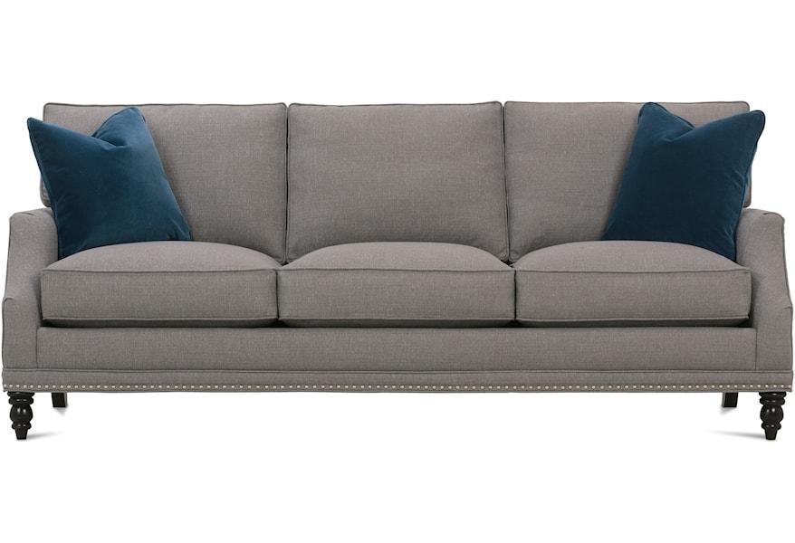 Rowe Selections Ii Customizable Sofa Crowley Furniture Mattress Sofas