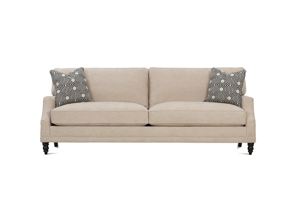 Rowe My Style IICustomizable 2 Seat Sofa