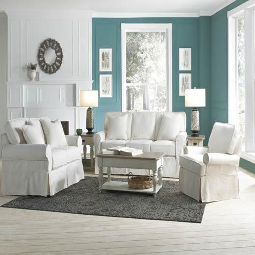 Rowe Nantucket Casual Style Sofa