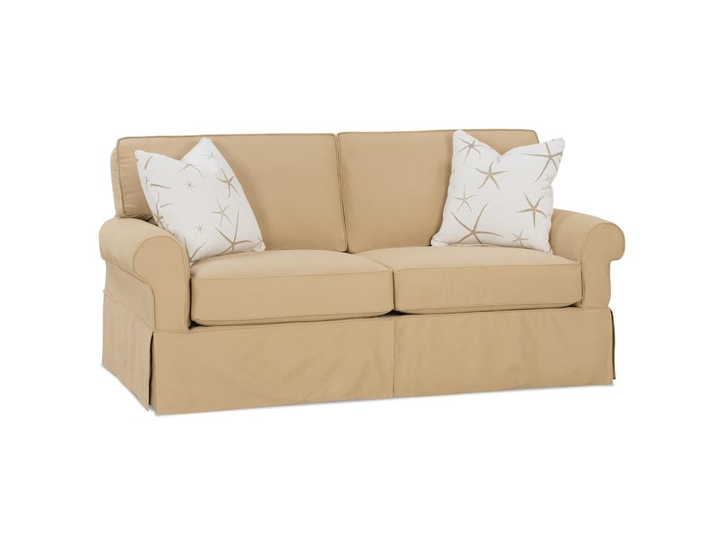 Rowe Nantucket Transitional Sleeper Sofa