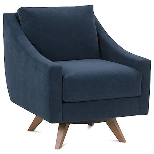 Rowe Nash Contemporary Swivel Chair