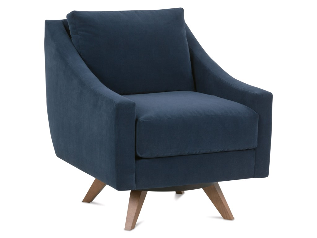 Rowe NashContemporary Swivel Chair