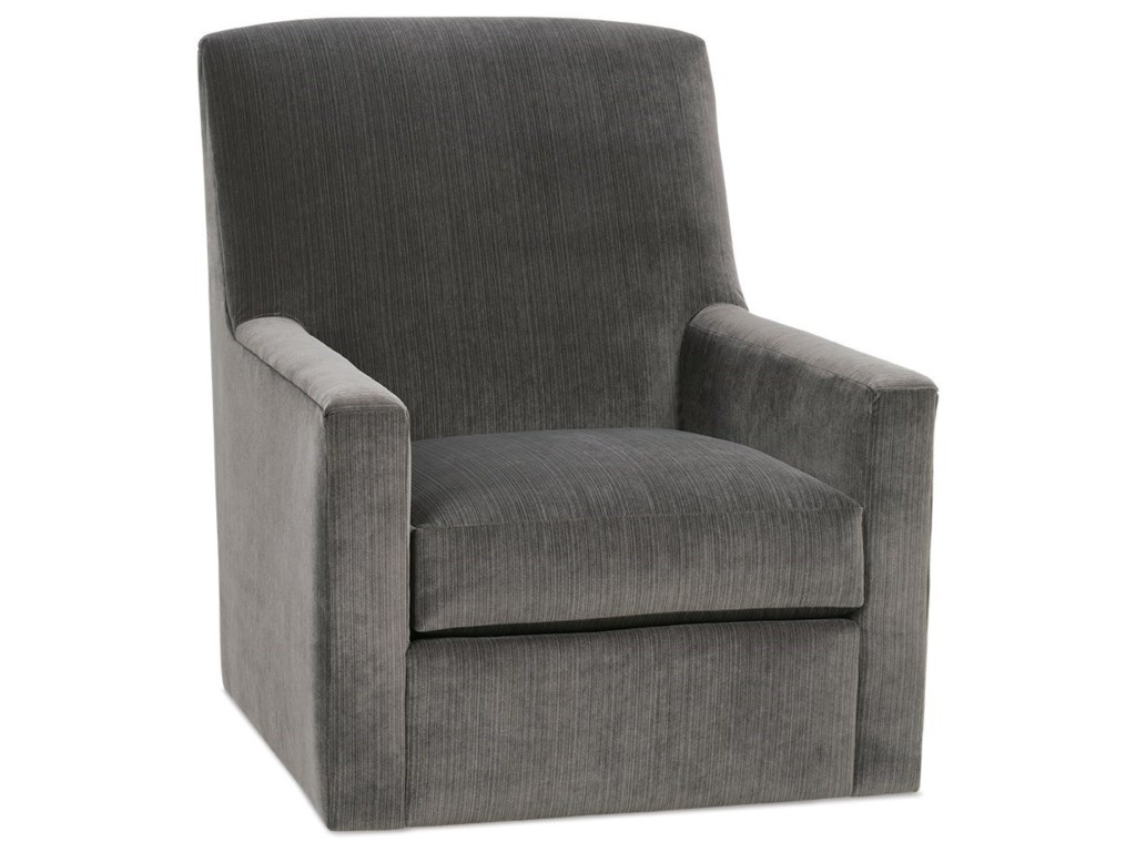 Rowe OwenCasual Swivel Glider