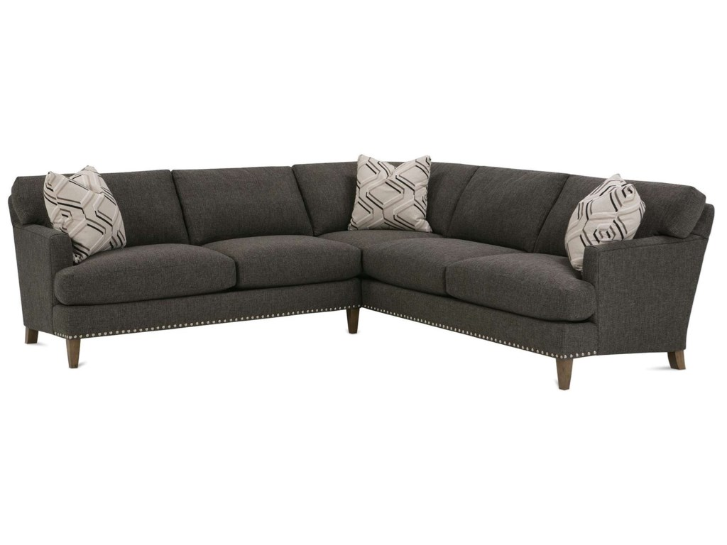 Rowe Kendall4 Seat Sectional