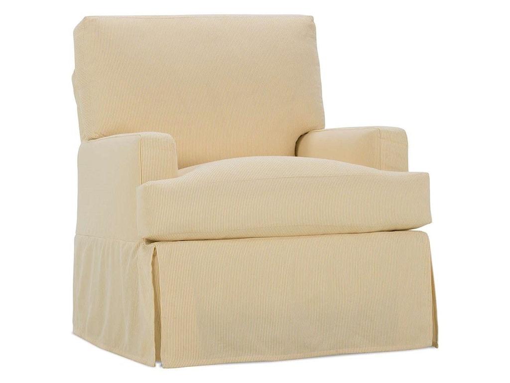 Rowe SadieSmall Swivel Glider Chair