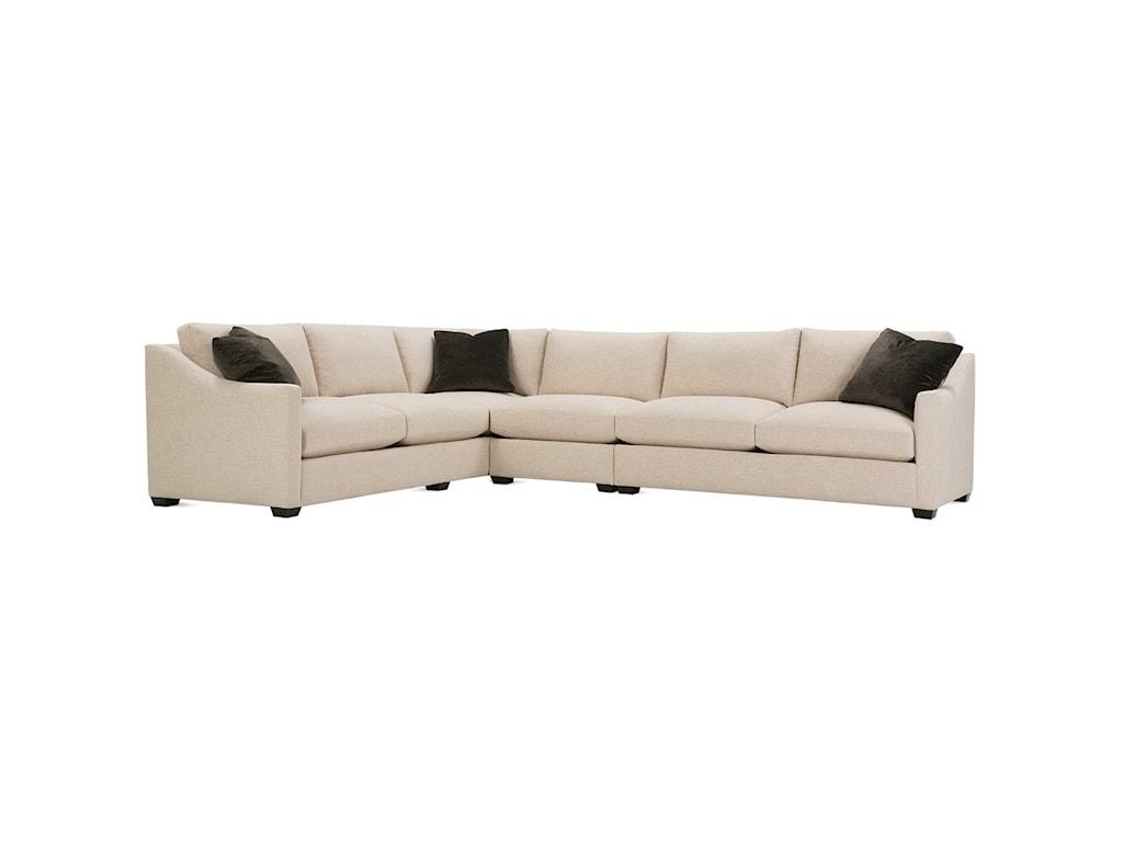 Rowe BradfordSectional Sofa