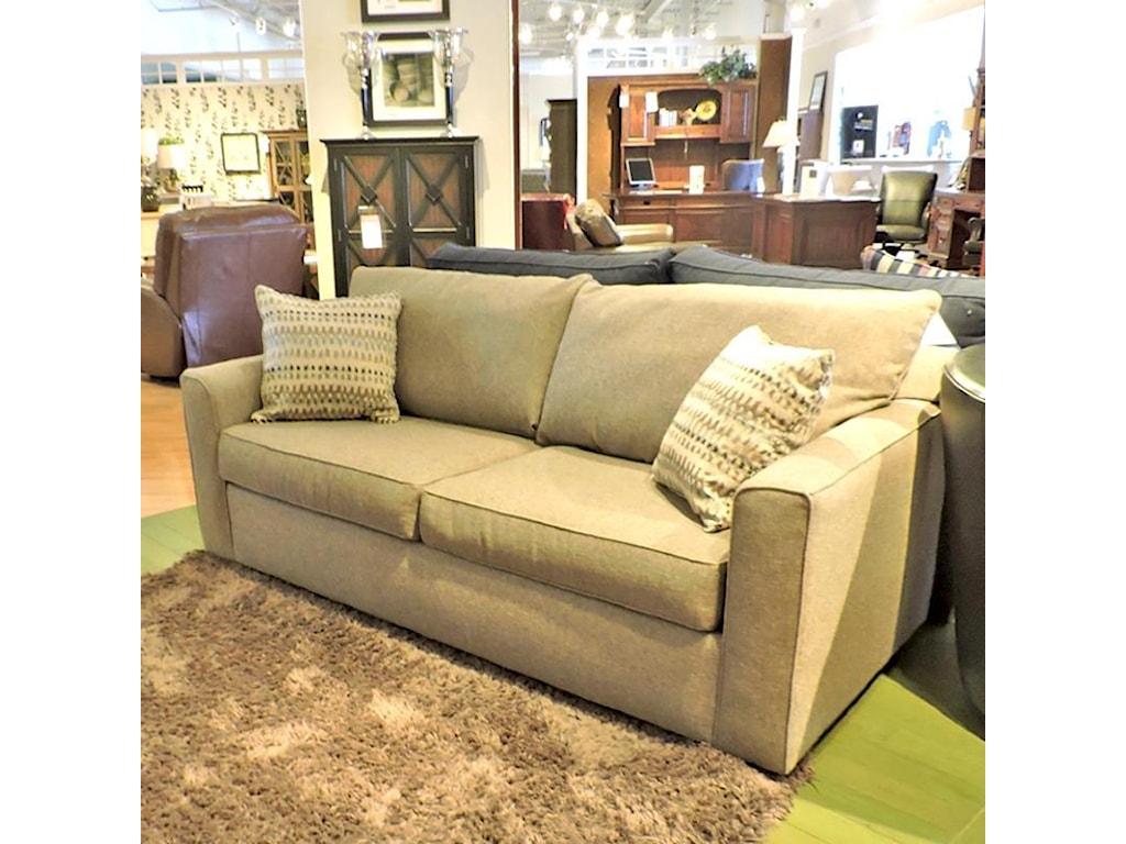 Rowe Pesciqueen Size Sleeper Sofa