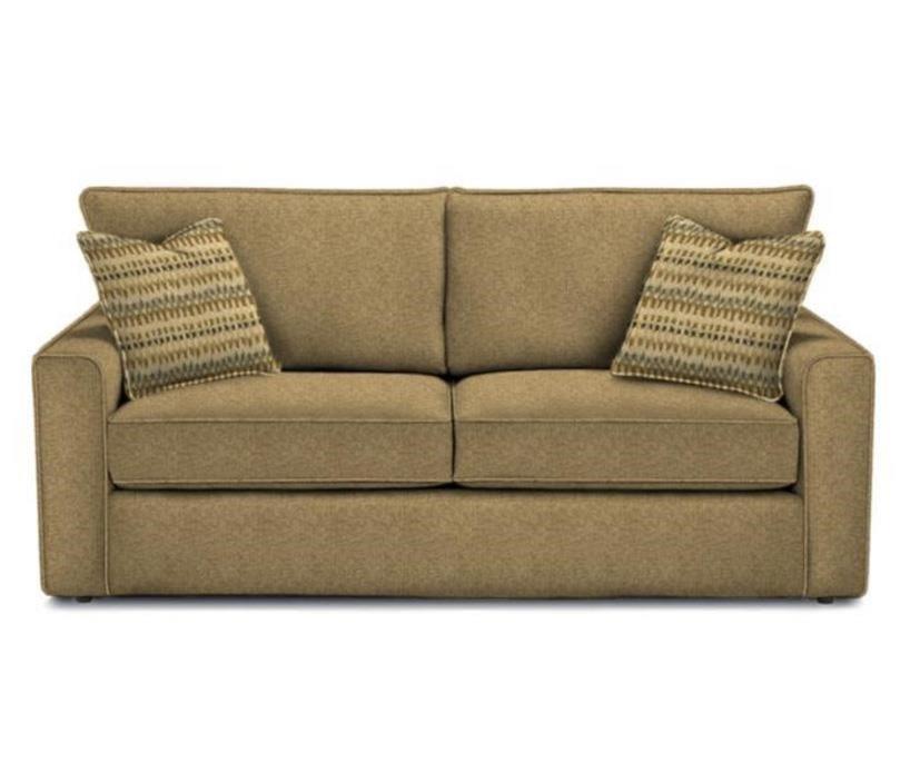 Rowe Pesci Contemporary Style Queen Size Sofa Sleeper Belfort