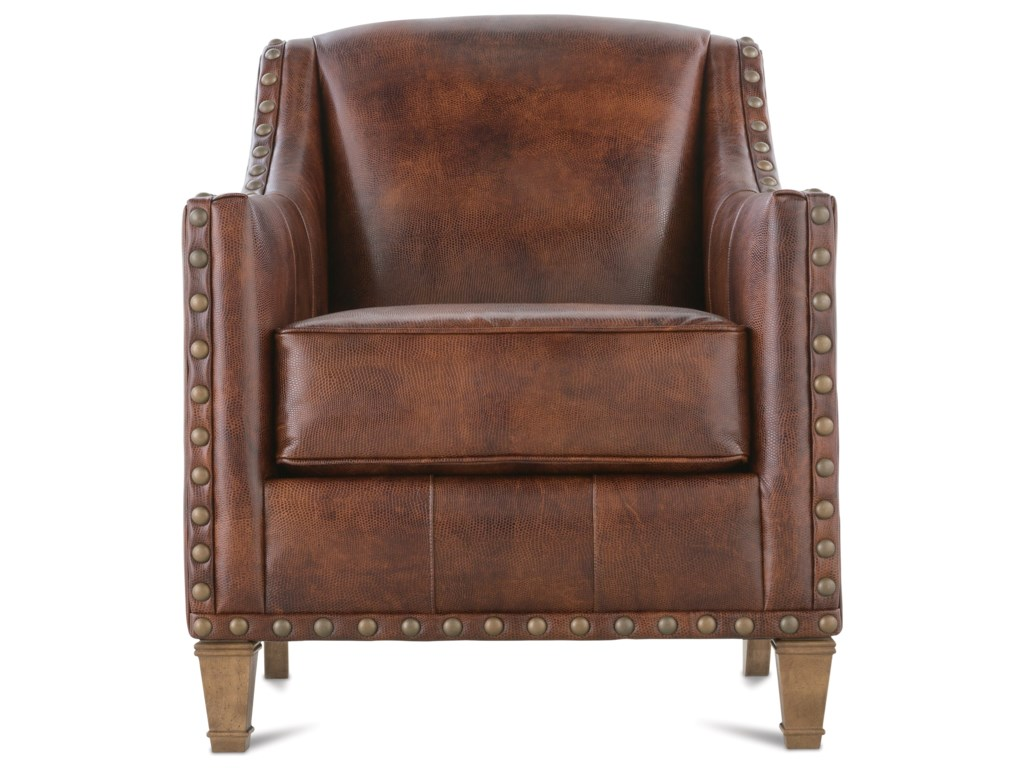 Rowe RockfordTraditional Upholstered Chair