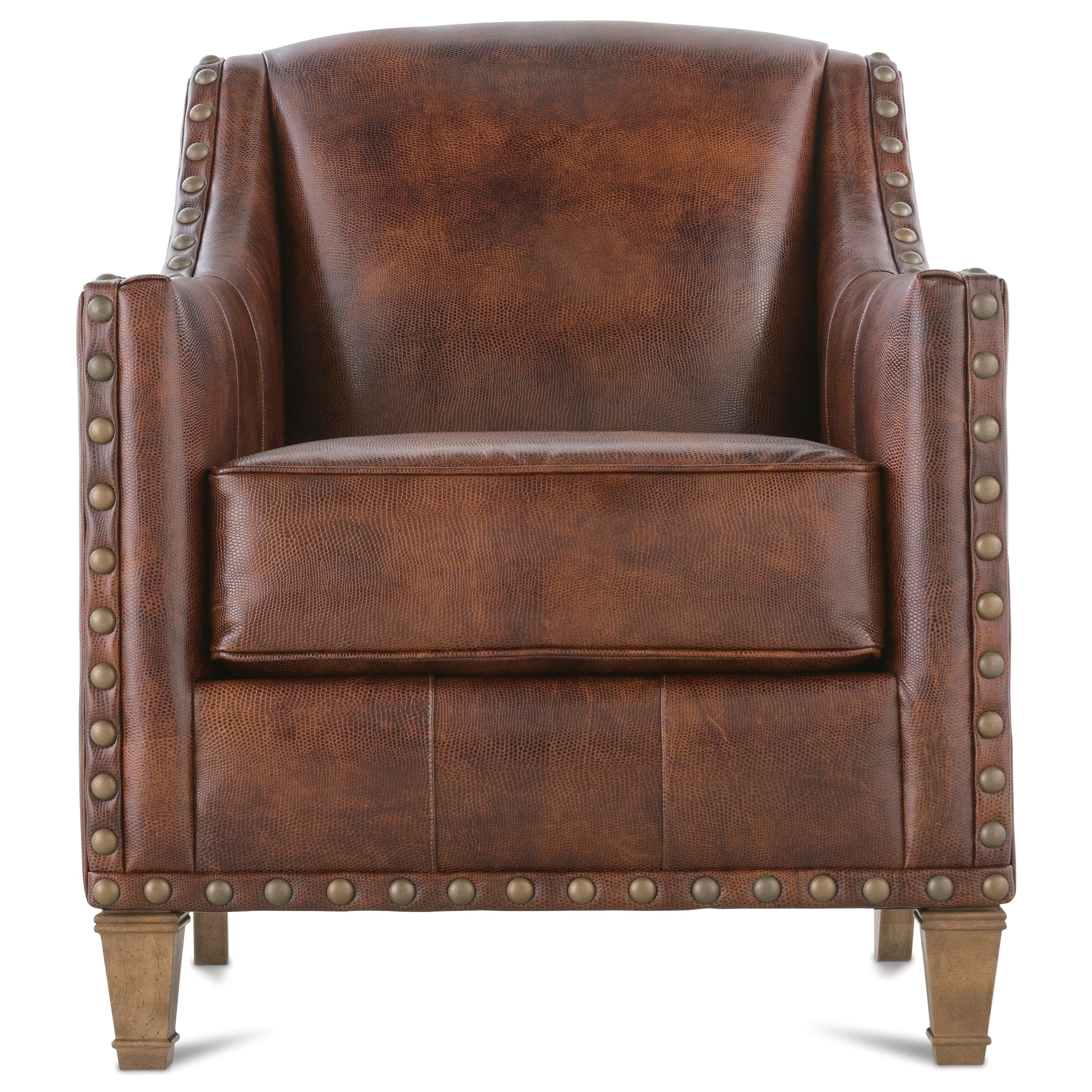 Rowe RockfordTraditional Upholstered Chair ...