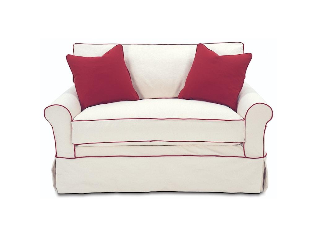 Rowe Somerset Chair with Twin Sleeper