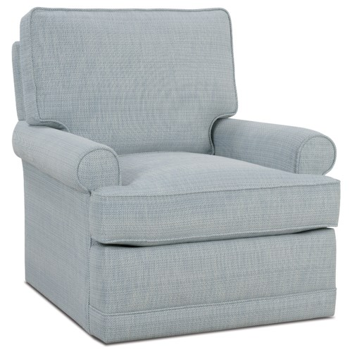 Rowe Sully Traditional Small Swivel Glider