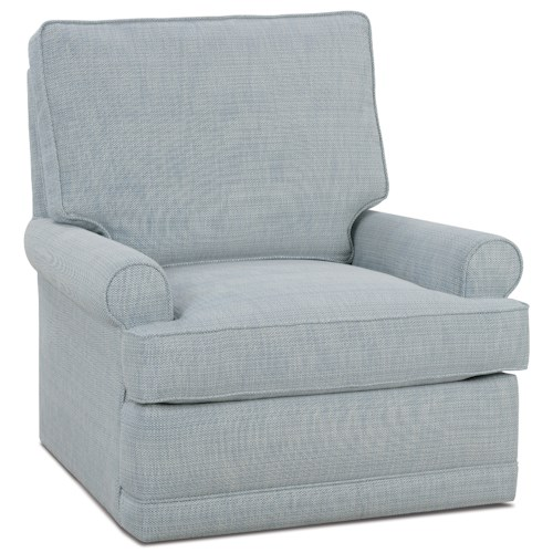Rowe Sully Traditional Large Swivel Glider