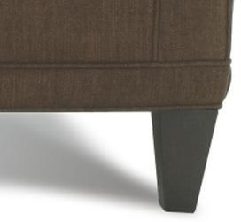 Exposed Wood Legs in a Variety of Finishes