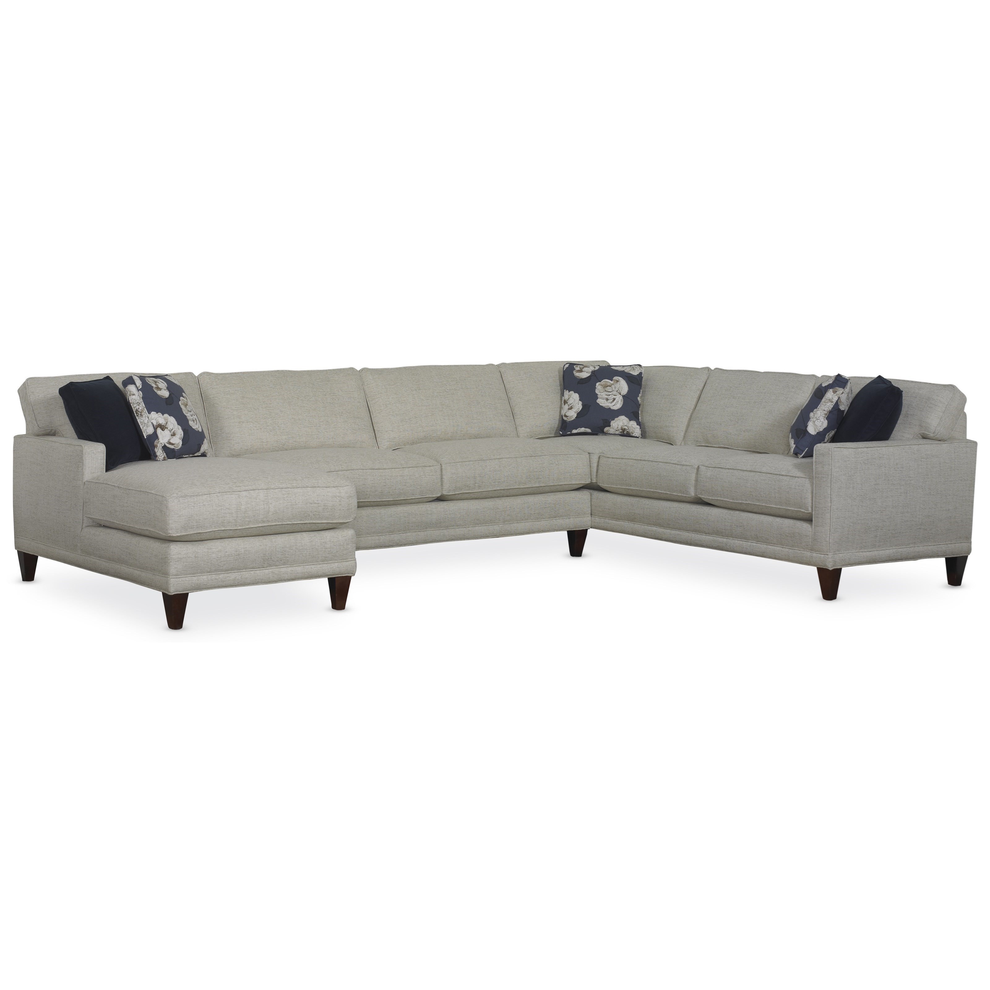 Contemporary Sofa Sectional Group