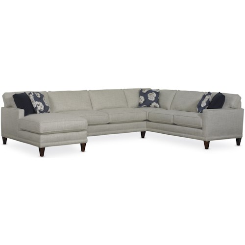 Rowe Townsend Casual Sofa Sectional Group Sprintz