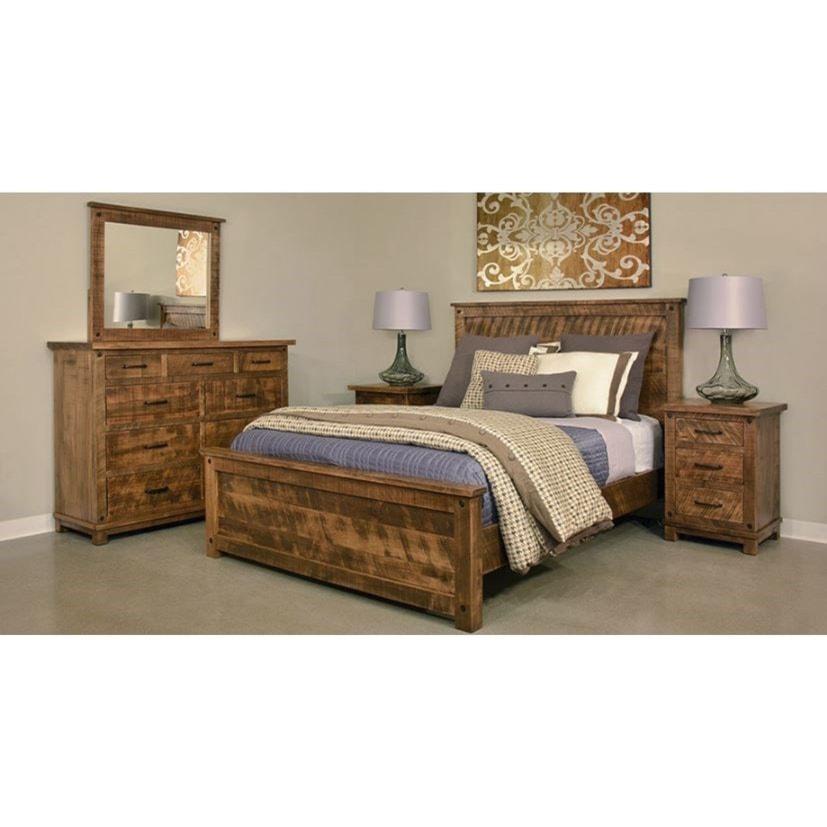 adirondack queen bedroom group   stoney creek furniture   bedroom groups