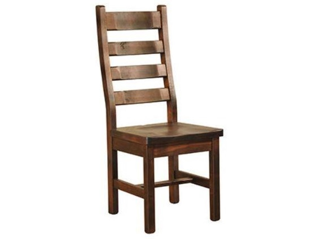 Ruff Sawn ALGONQUINSide Chair