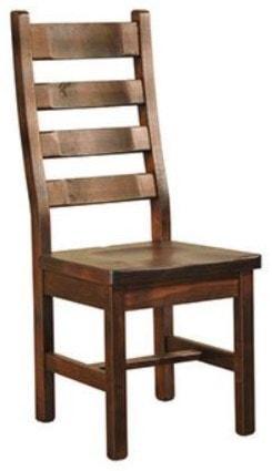 Ruff Sawn ALGONQUINSide Chair