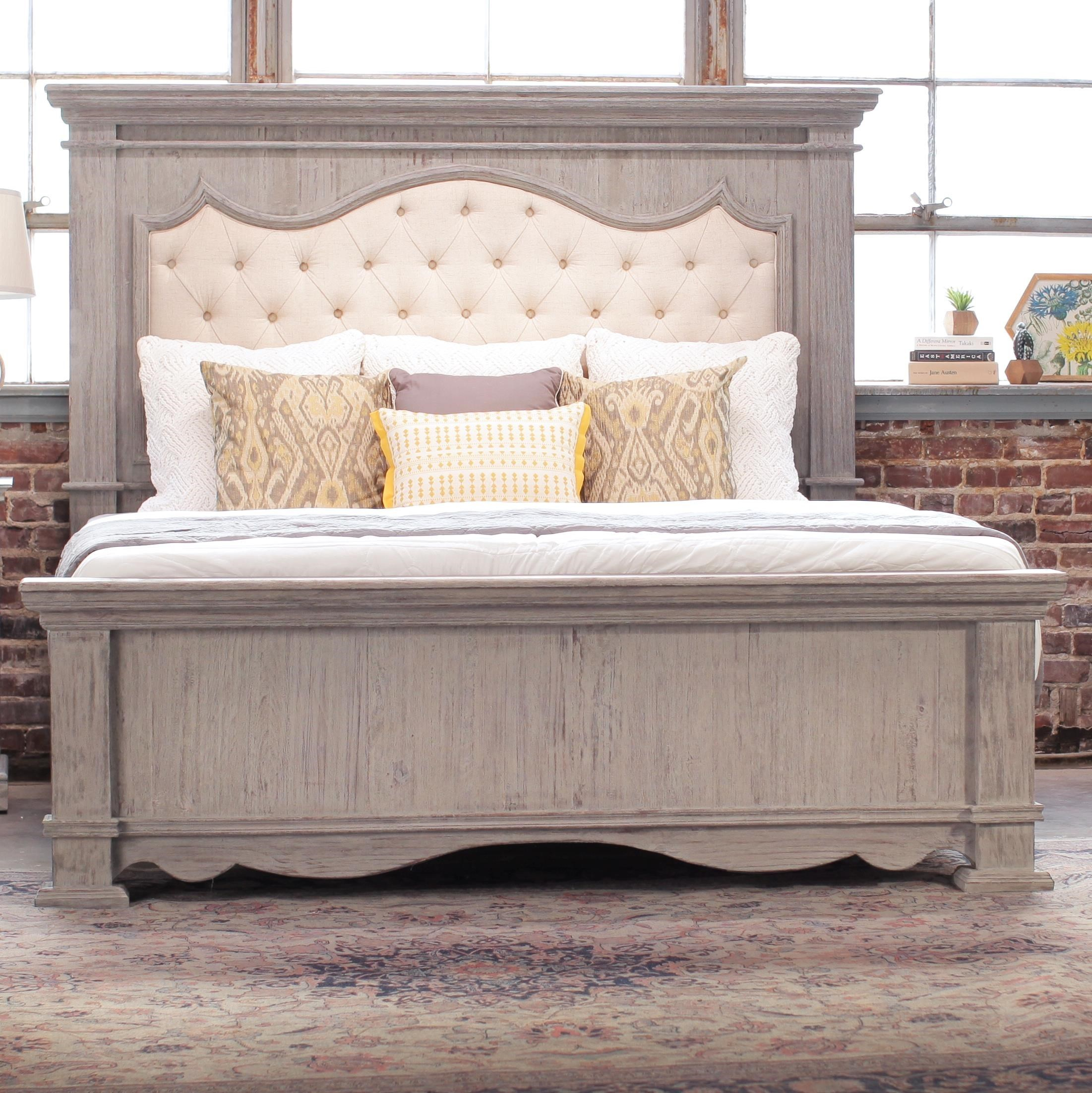 Genial Rustic Imports Fifth AveRustic Mansion King Bed ...