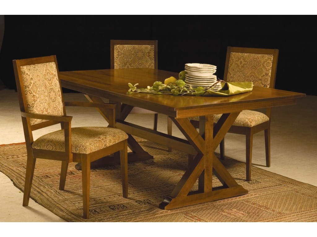 Saloom New England Weston Dining Table