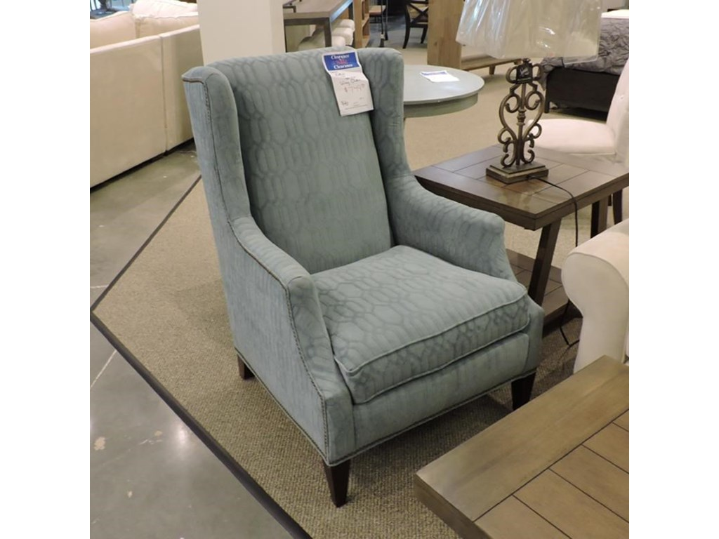 Sam Moore ClearanceTension Wing Chair