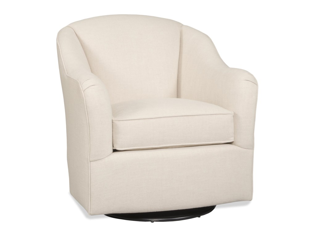 Sam Moore ArmandSwivel Chair