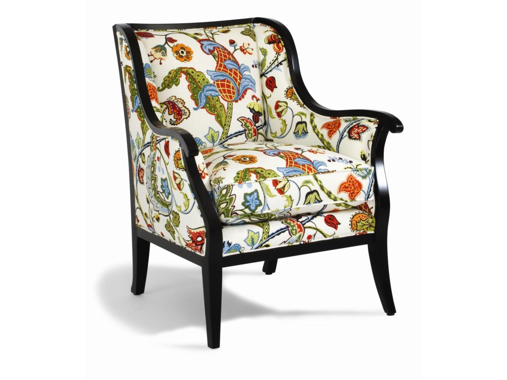 Sam Moore CadenceExposed Wood Chair