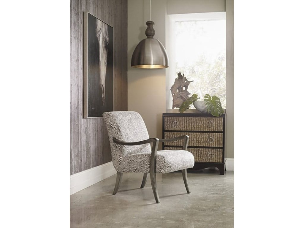 Sam Moore DanteExposed Wood Chair