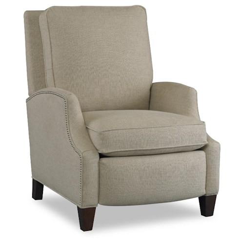 Sam Moore Demetrius Transitional Reclining Chair With