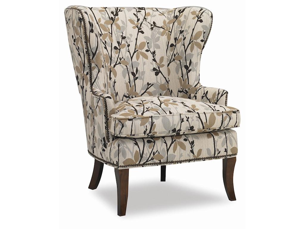 Sam Moore HamlinWing Chair