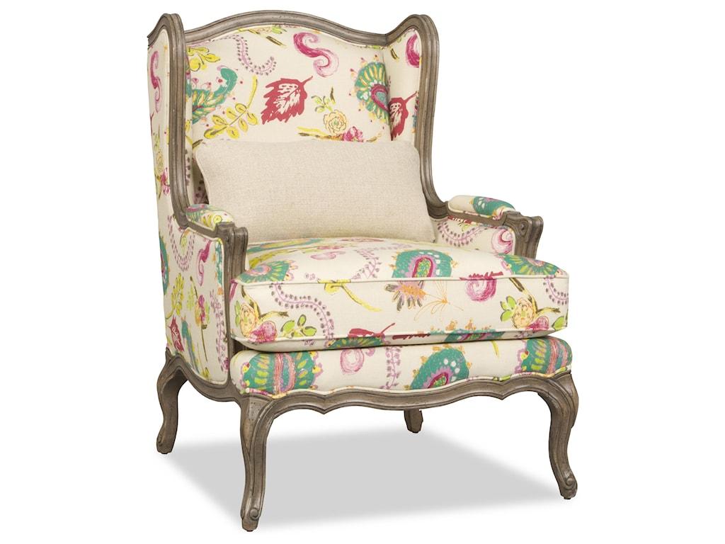 Sam Moore KelseaWing Chair