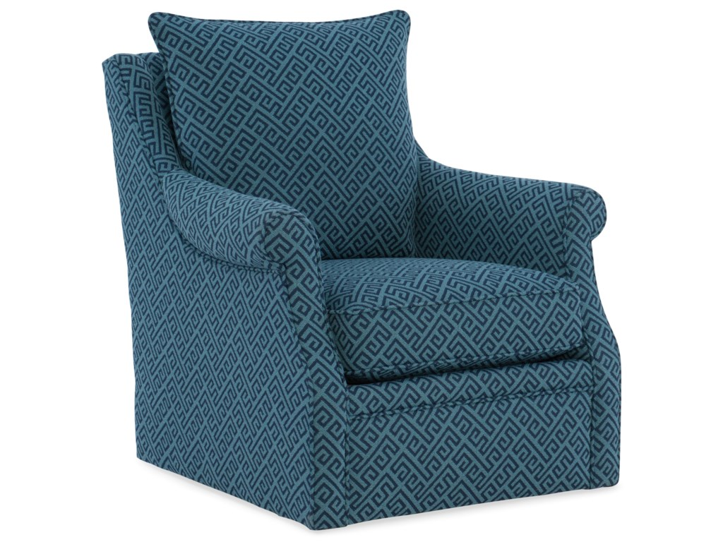Sam Moore LaceySwivel Chair